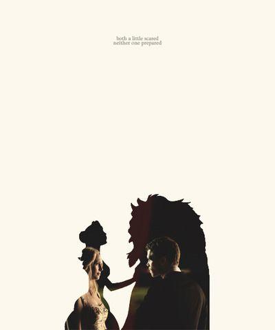 Klaroline / Beauty and the Beast