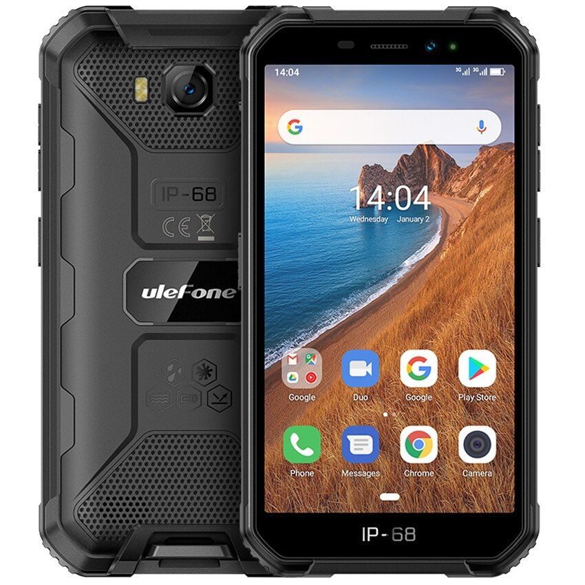 Ulefone Armor X6 IP68 shockproof Rugged Smartphone Android 9.0 Quad-core Deals - PhoneSep.com