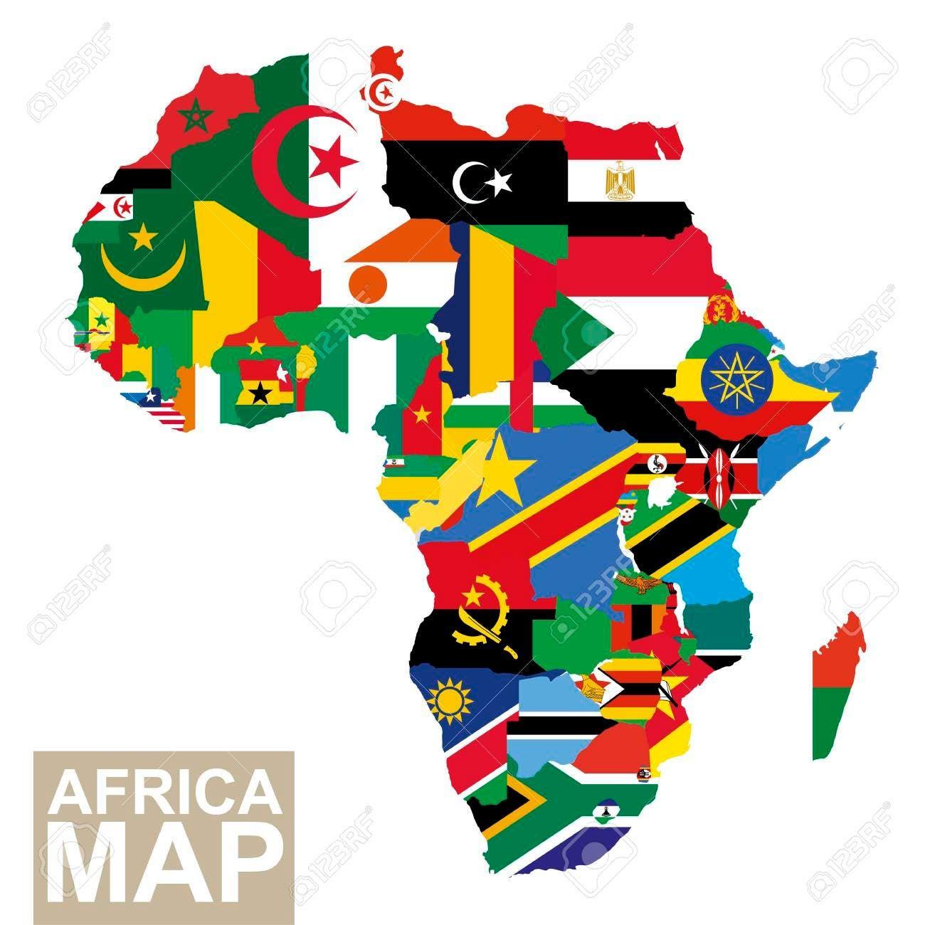 4 Major Protests Across Africa Endsars Zimbabweanlivesmatter Shutitalldown Congoisbleeding Vanguard N Africa Map Africa Celebrate Black History Month