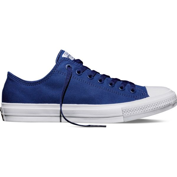 aad3ad38baa Converse Chuck Taylor All Star II – sodalite blue white navy Sneakers ( 70