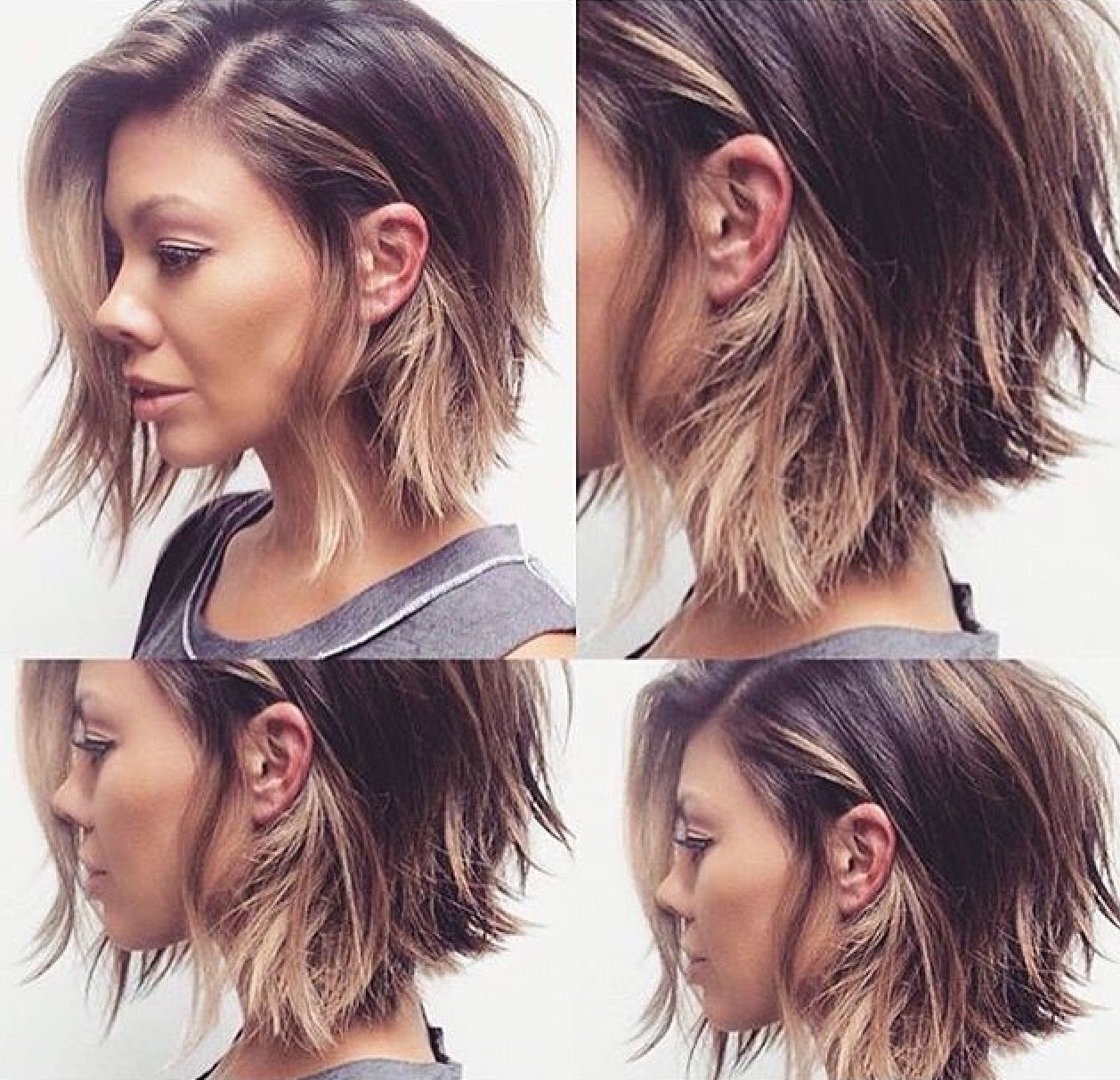 Pin By Tsr Services Trendy On Hairstyles To Try: Tina Can You Do This Cut? An Color?