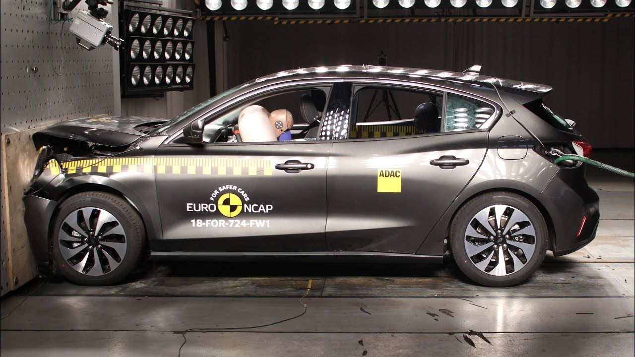 2019 BMW X3 / X4, Ford Focus and Volvo XC40 crash tests