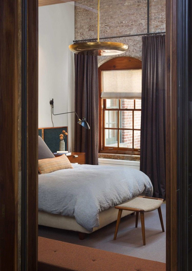 Loft bed ideas for low ceiling  Old Tribeca Soap Factory Transformed into Loft  Lofts Classic