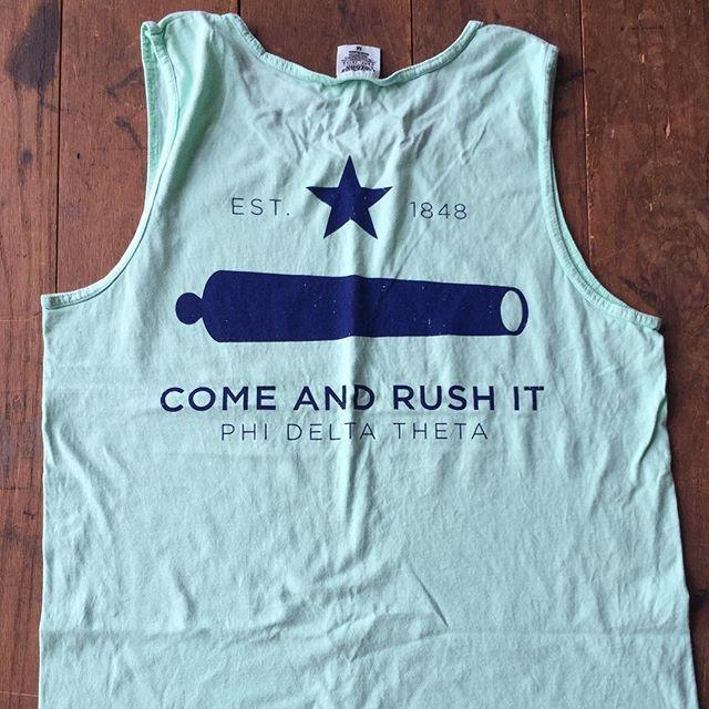 Come & Rush It  #comeandtakeit #phideltatheta #fratlife #frat #greeklife #greekshirts #comfortcolors #phidelt #corpuschristi #comeandrushit #texas