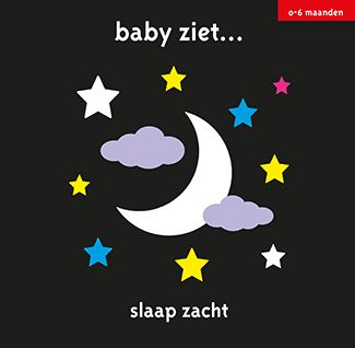Baby ziet: Slaap zacht