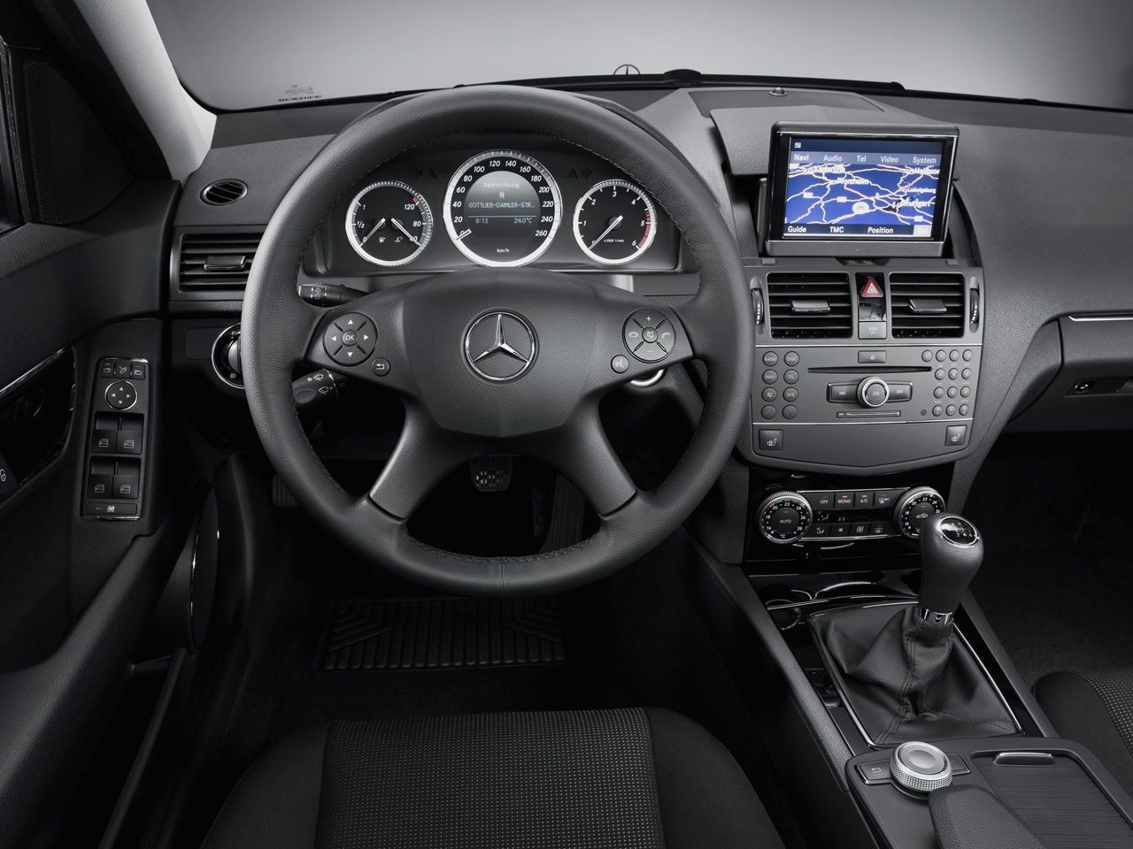 Mercedes benz c class c280 luxury