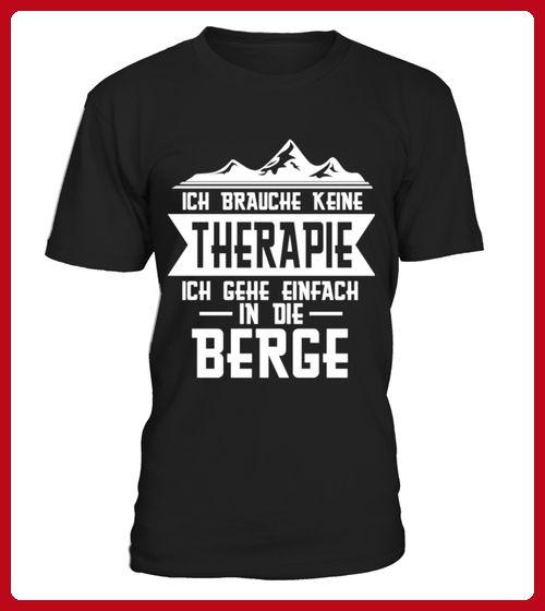 ICH GEH WANDERN T SHIRT - Shirts für zelter (*Partner-Link)