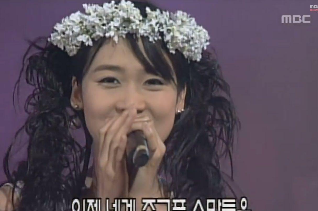 Fin.K.L - Eternal love, 핑클 - 영원한 사랑, Music Camp 19990529
