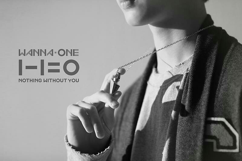 Wanna One 1 1 0 Nothing Without You 1 One Pendant Lai