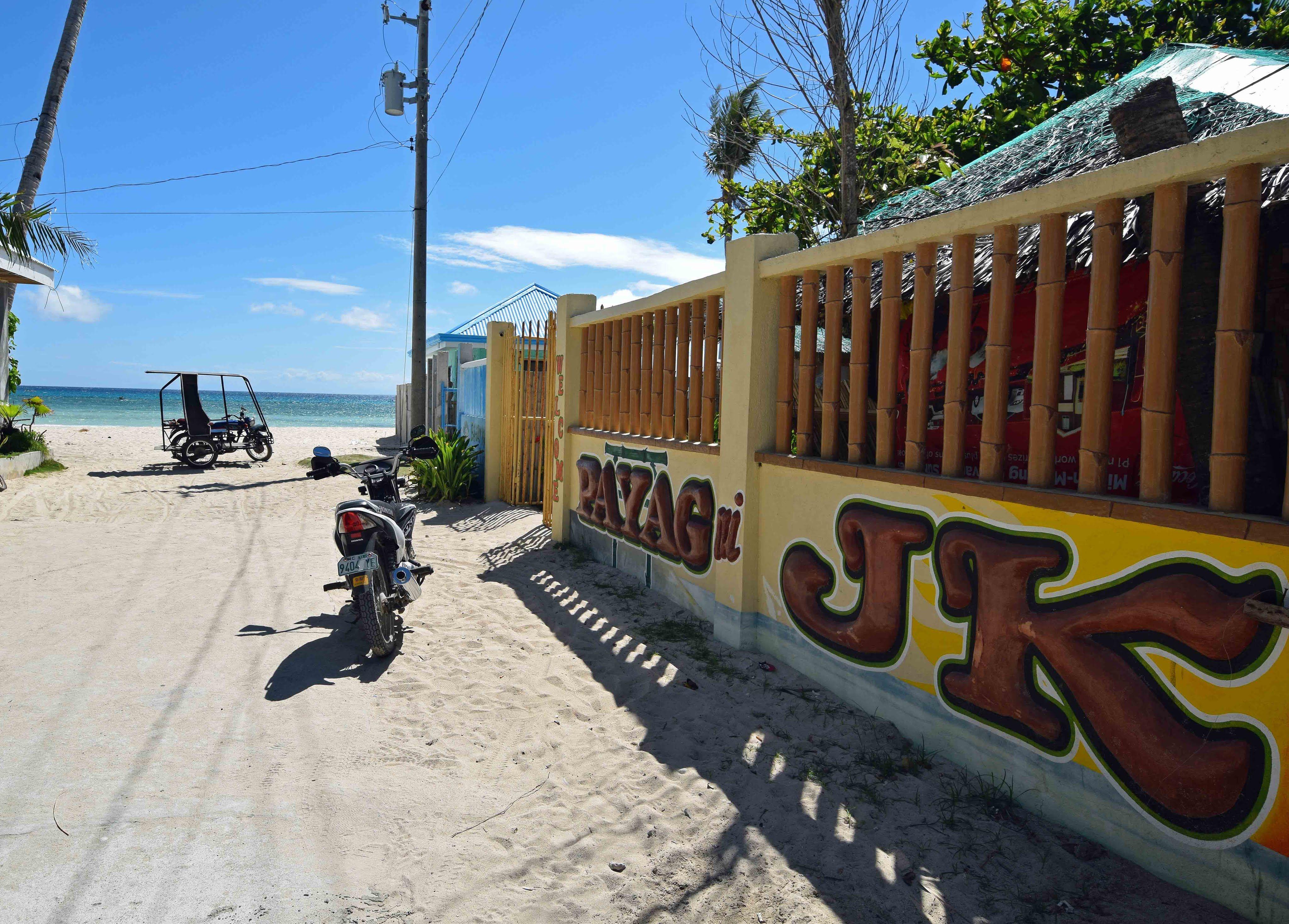 Payag ni JK Cheap in Bantayan Island