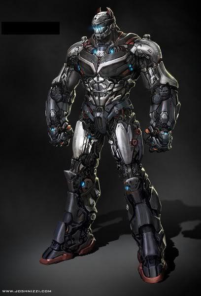 BATMAN mech suit - www.joshnizzi.com   MECHA-BOT in 2019 ...