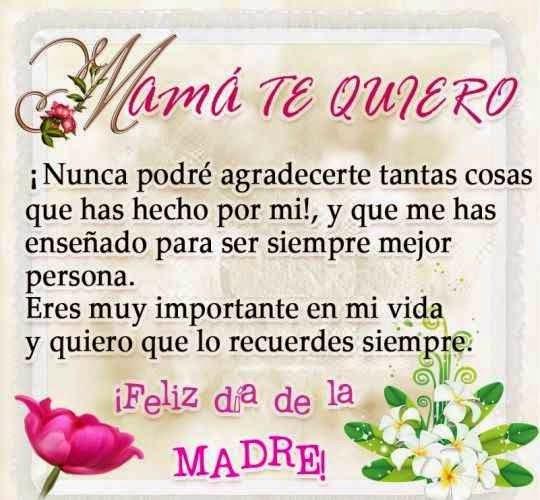 Encantadores poemas para mama en su dia flores - Que regalar a tu madre por su cumpleanos ...