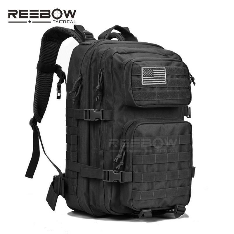84414cb50b0 Military Tactical Backpack Large Army 3 Day Assault Pack Waterproof Molle  Bug Out Bag Rucksacks Outdoor Hiking Camping Hunting