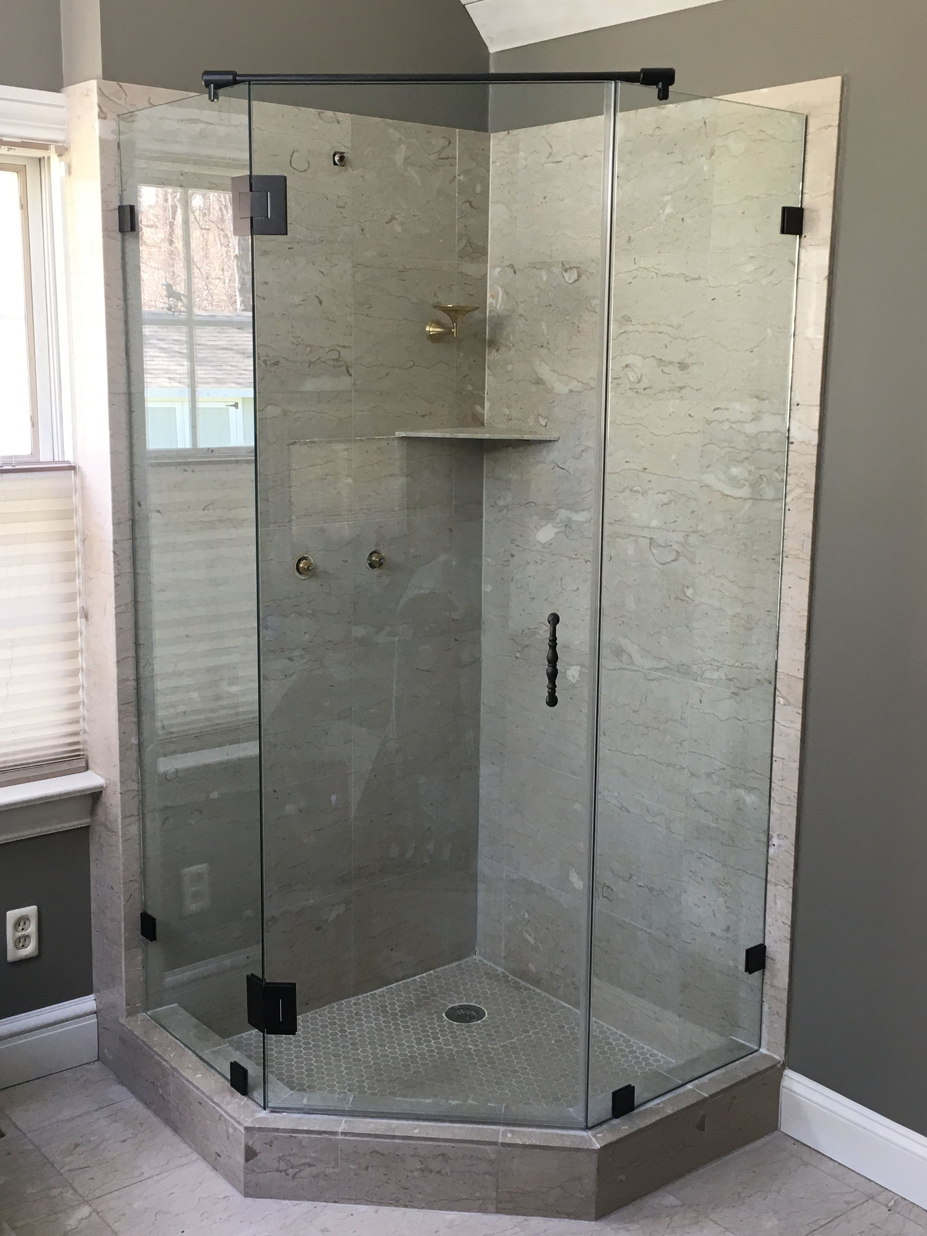Pin by David Mirabilio on Frameless Shower Enclosures by Town and ...