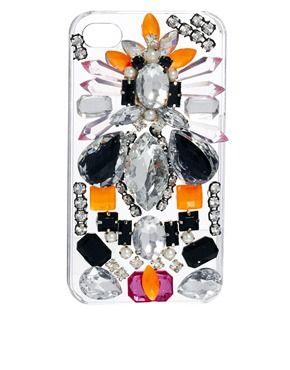 Skinnydip Sunset Perspex iPhone 4 Case