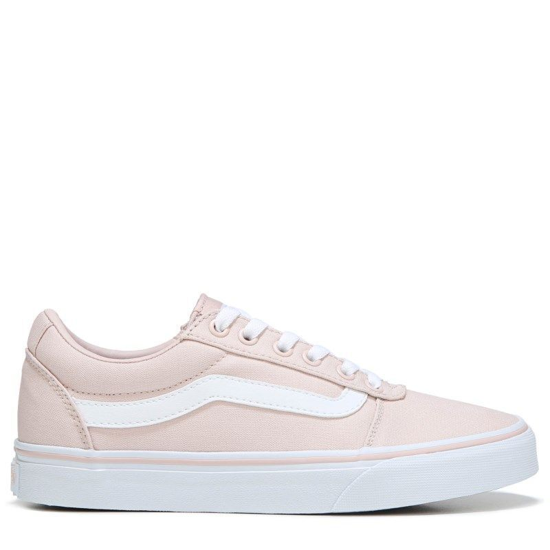 b46d7184d4dc97 Vans Women s Ward Low Top Sneakers (Rose)