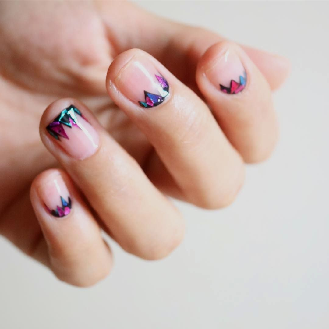 Pin by nesterbs2mk0 on Nails | Minimalist nails, Minimal
