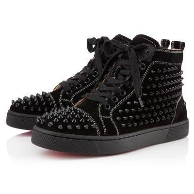 buy online a9931 ba5e8 Christian Louboutin - Trainers - Shoes - Women - Online ...