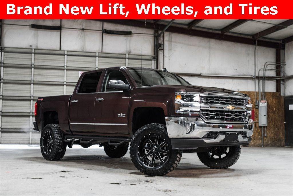 Net Direct Trucks >> 2016 Chevrolet Silverado 1500 4x4 Crew Cab Ltz Stock 4730
