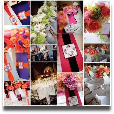 Bloom Box Wedding Flowers