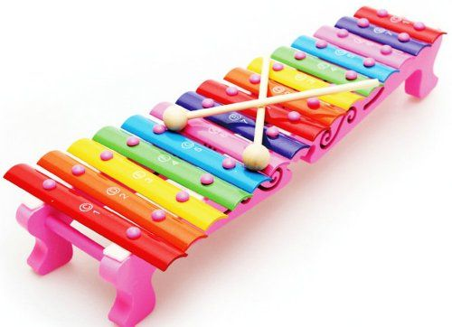 Westlinke Baby 15 Sounds Knock Xylophone Toy Musical Instruments for Children +3 Years Old for only $27.00 You save: $41.99 (61%)