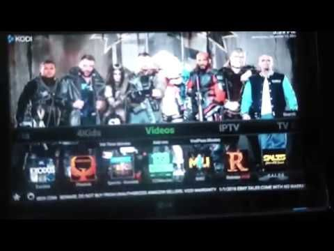 Dragon Box Db5 Demonstration And Review Tv And Movies From Internet Dragon Box Db5 Tvs