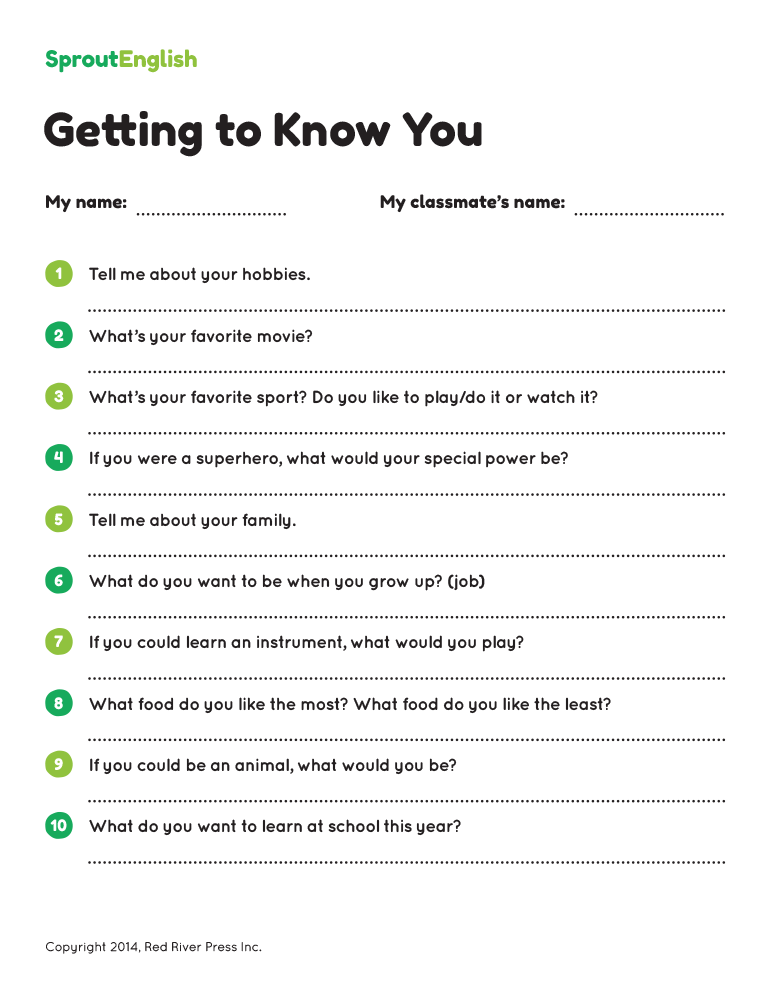 2014 09 03_Getting-to-Know-You_page | school | Getting to