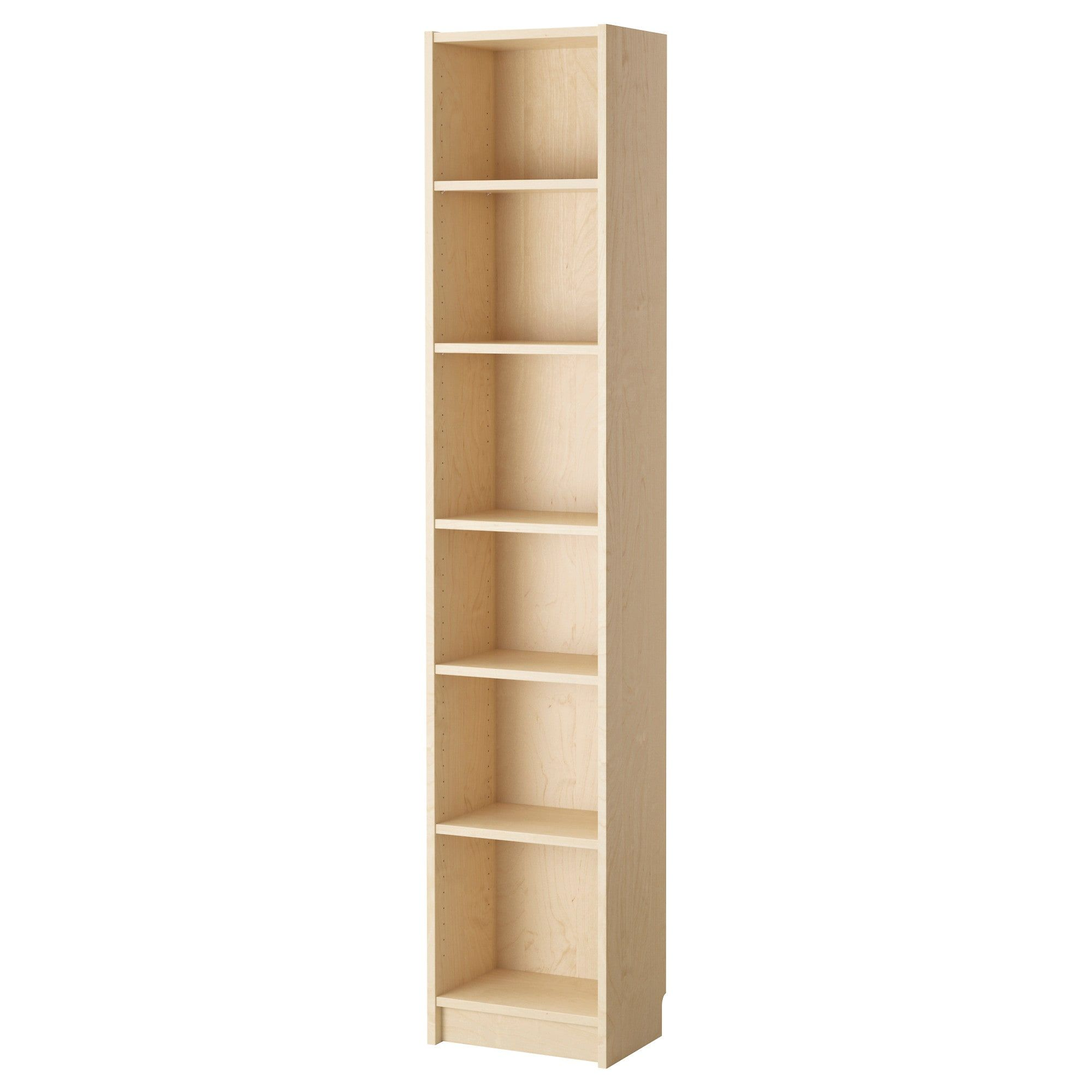 Billy Bibliotheque Plaque Bouleau 40x28x202 Cm Bibliotheque Ikea Billy Ikea Et Idees Etageres