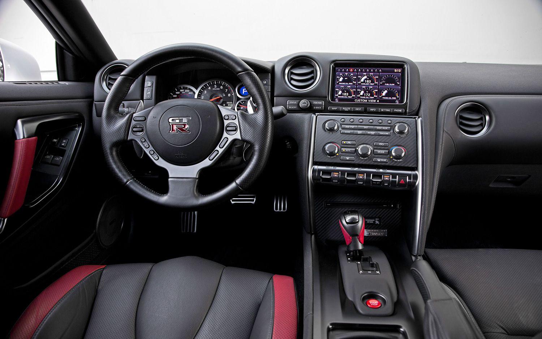 Nissan GT-R interior | Nissan GT-R | Pinterest | Nissan, Nissan gt ...