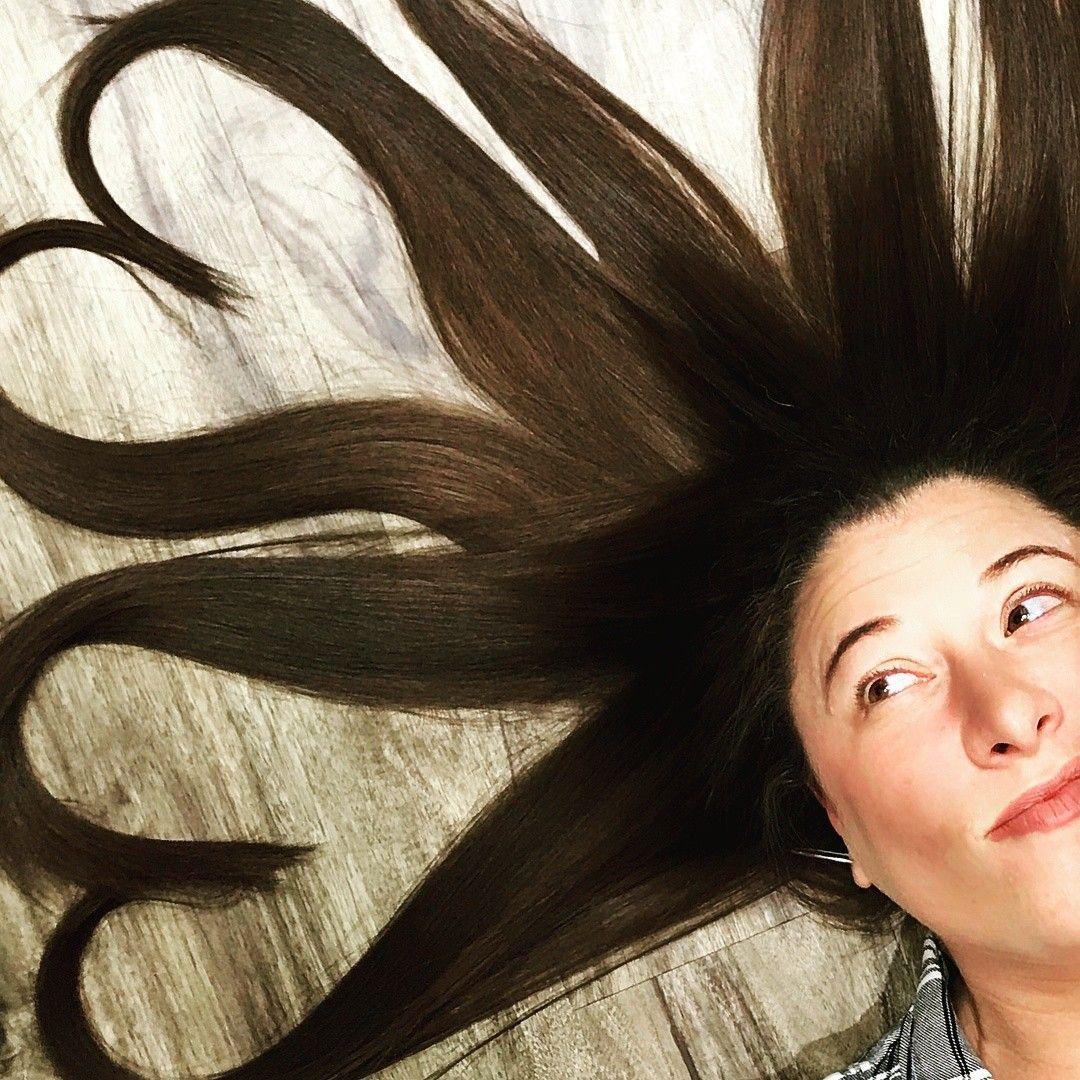 Heather hearts hair Heart hair, Hair