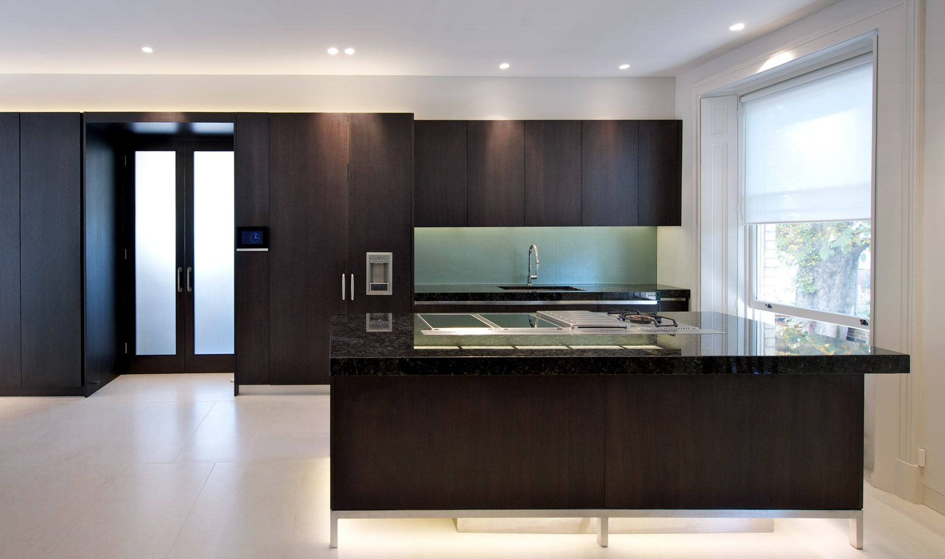 Kitchens - Greville Place - TinTab - Contemporary, bespoke, design ...