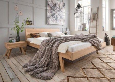 Eiche Schlafzimmer ~ Valbona bett futonbett inkl nachttische eiche