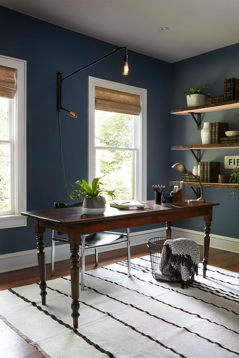 Home Design Business Ideas: Home Office Table, Farmhouse