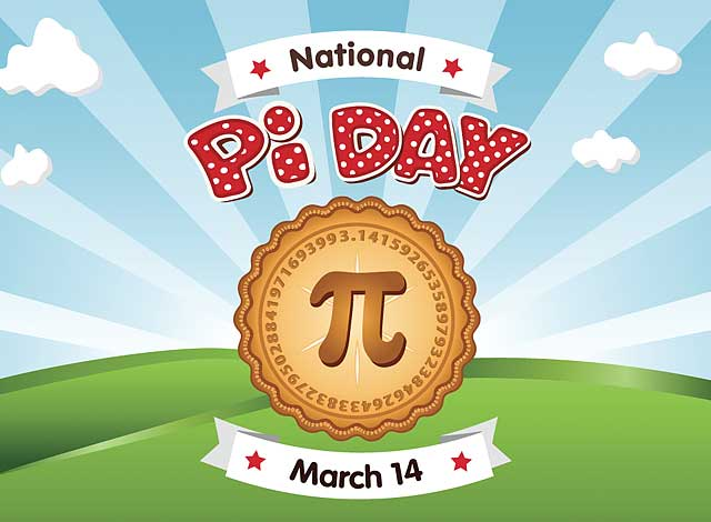 26 Pi Day March 14 2020 Deals Discounts And Freebies Pi Day Holiday Invitations Happy Pi Day