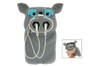 differently bde60 f4699 Amazon.com: Silicone Cute Pirate Pig Case Cover Skin for Samsung ...