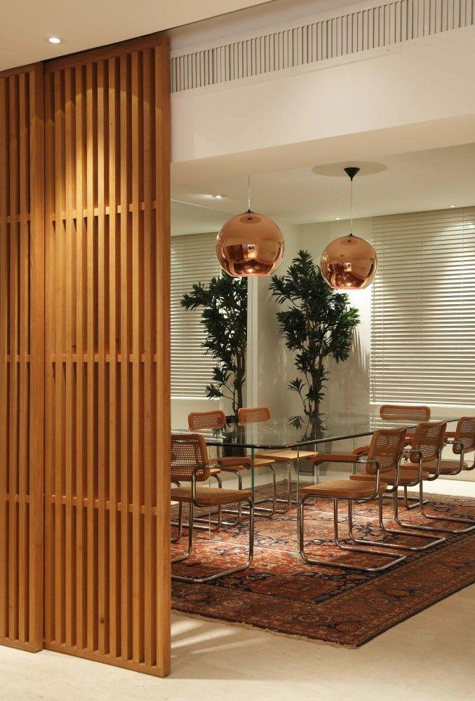 Intown - Arquitetura - Projetos Entregues Imagens Pinterest - muros divisorios de madera