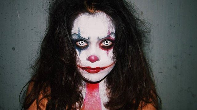These Halloween Makeup Ideas Are So Scary They Would Make You Shiver - halloween costumes scary ideas