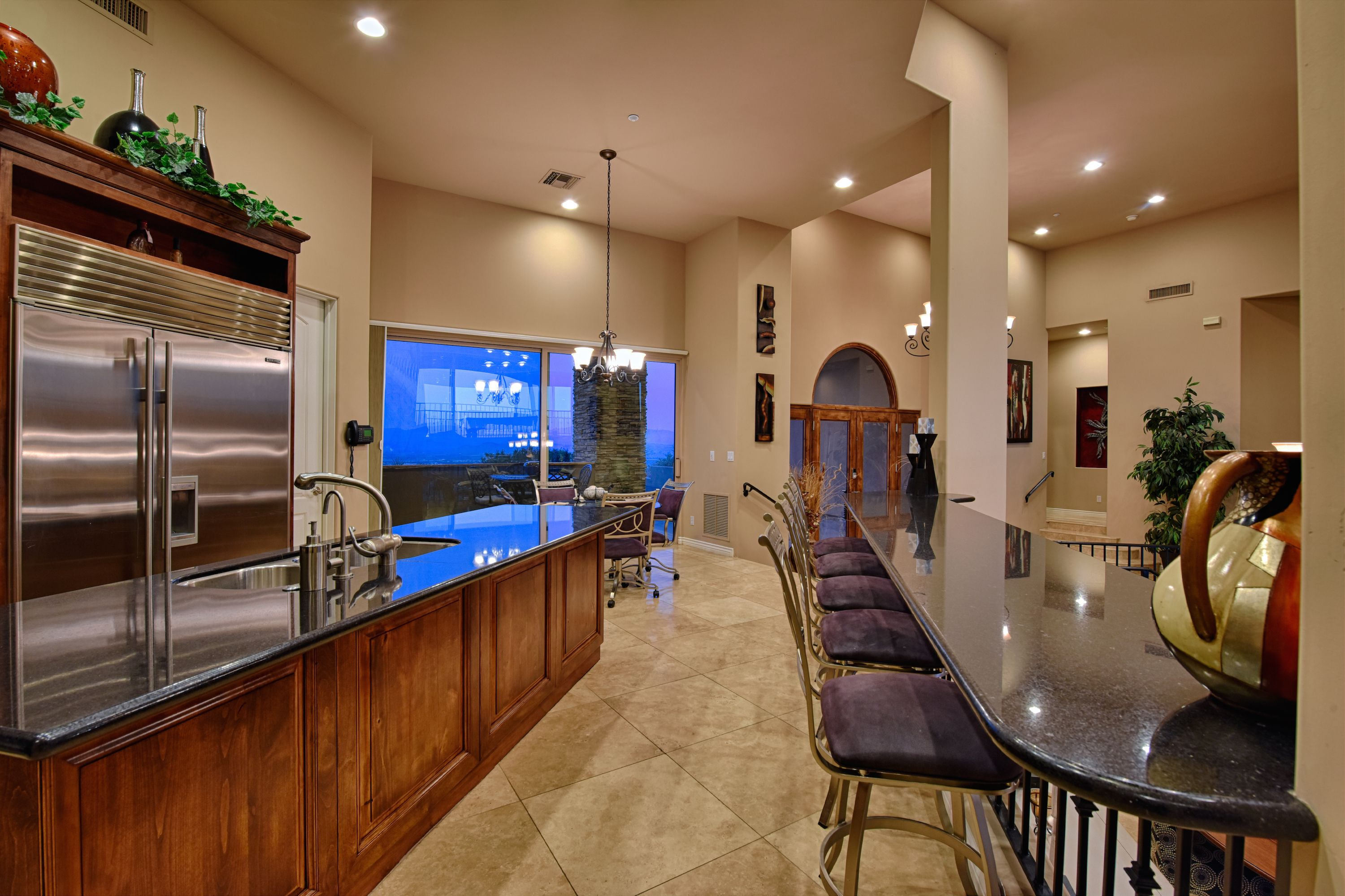 Luxury Fountain Hills Az Home For Sale Absolute Auction With