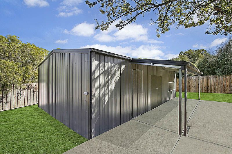 Single & Double Garage Shed Suppliers Melbourne (With