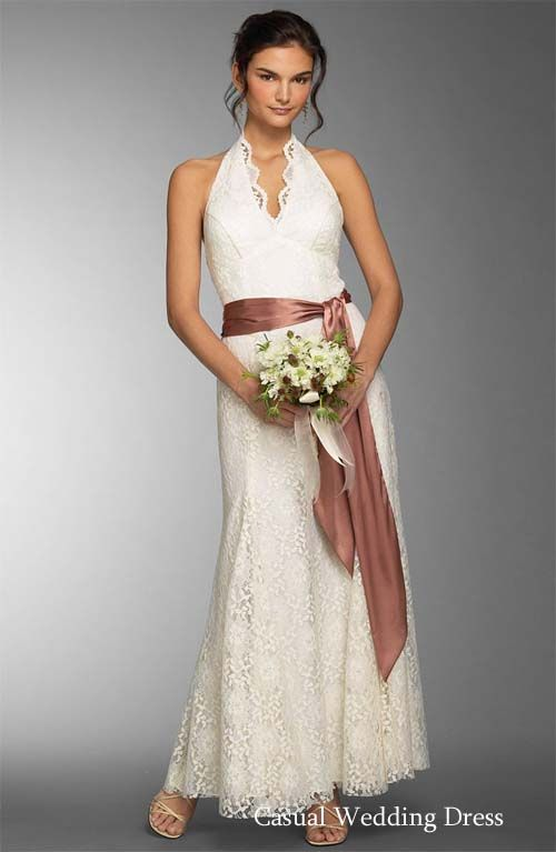 Casual wedding dresses | Informal