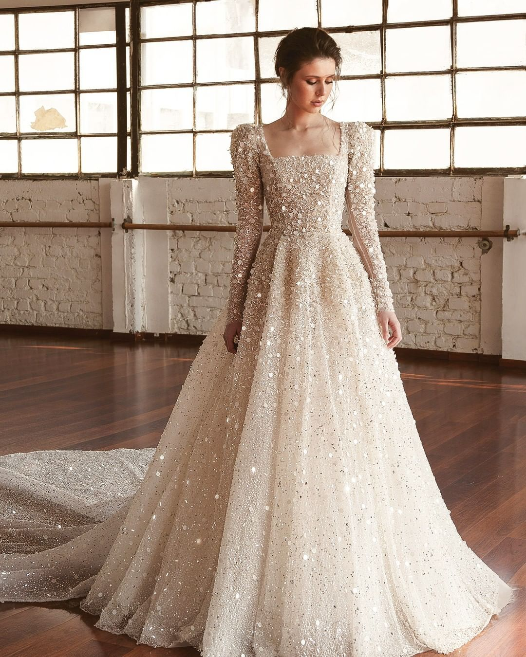 Wedding Dress Designers Choices Every Bride Should Know 540 One Of The Biggest Decisio Wedding Dress Couture Wedding Dress Long Sleeve Wedding Dress Sleeves