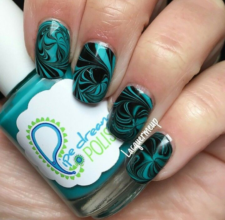 Swirl Nail Art   Swirl nail art, Queen nails, Different ...