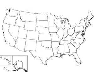 printable usa map bing images