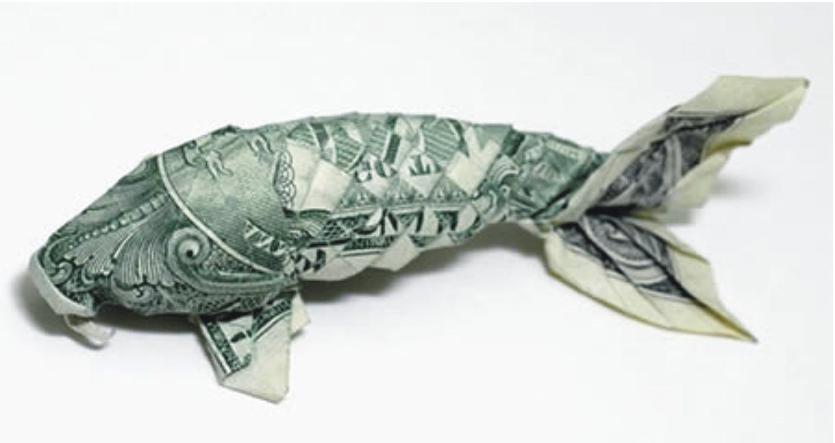 Money Origami Fish Koi Tutorial Lets Make It Diagram By Artist Won Park Banknotes And Such Banknote Dollar 18 Best