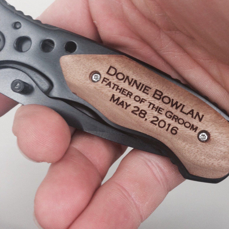 Custom Engraved Pocket Knife, Personalized Folding Knives ...
