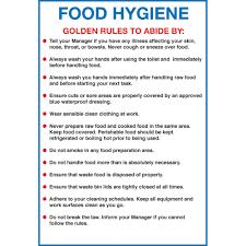 Image Result For Food Hygiene Safety Rules For Kids Basic
