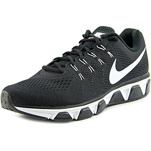 more photos 2d752 52ef7 ... greece nike mens air max tailwind 8 black white anthrecite running shoe  8 men us surround