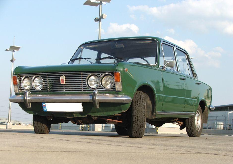 Cap.22, Polski FIat 125