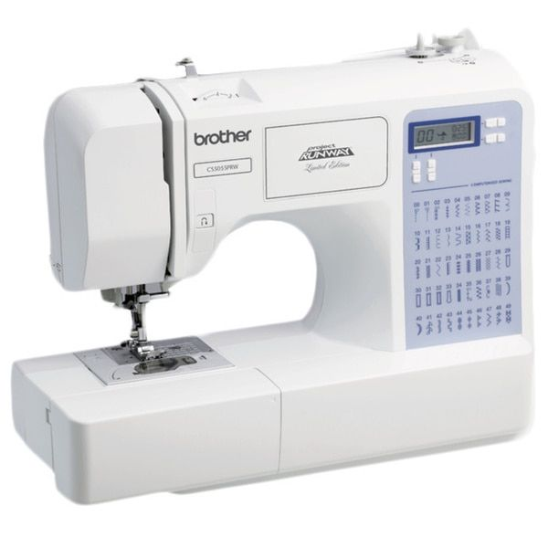 Brother CS40PRW Project Runway Sewing Machine Factory Refurbished Fascinating Refurbished Sewing Machines Sale