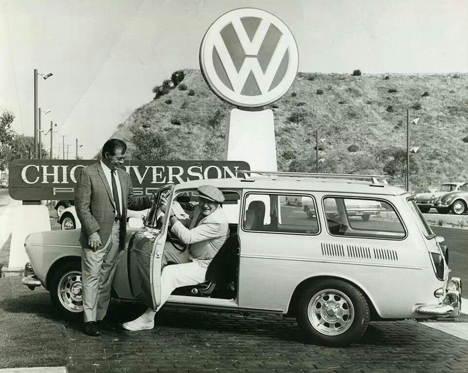 John Wayne Vw Type 3 Volkswagen John Wayne